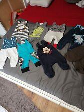 Babysachen gr.  50/56, 62 Bekleidungspaket Junge Herbst Winter