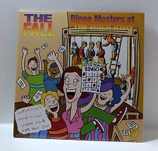 THE FALL Bingo Masters At Witch Trials 180-gram ORANGE COLOR VINYL LP Sealed RSD