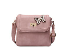 Brand new pink butterfly bag