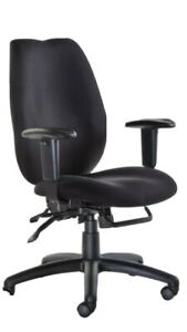 Brand New Multi Function 24 Hr Use Heavy Duty Task Operator Office Chair