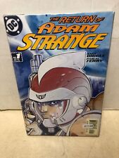 THE RETURN OF ADAM STRANGE COMPLETE 1/8 DC