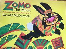 Teacher Big Book ZOMO THE RABBIT Kindergarten 1st SHARED READING