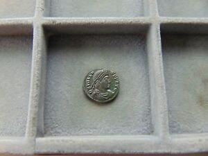 Extremely Fine Roman Empire VALENS Follis Siscia 19mm/2,6gr