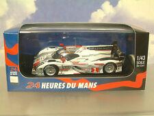 1 43 Ixo Audi R18 e-tron Quattro Winner 24h le Mans 2012