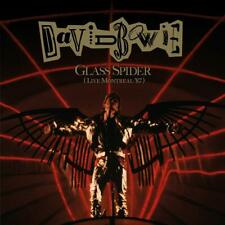 David Bowie - Glass Spider Montreal '87 [CD]