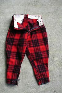 VINTAGE CHILDREN'S WOOLRICH HUNTING PANTS SIZE 12