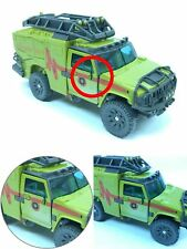Transformers ROTF Desert Tracker Ratchet Voyager Class (1 VIEW MIRROR ONLY)