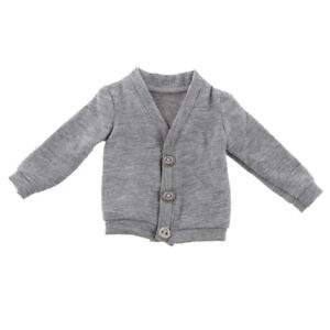 Casual Cardigan Sweater Knitwear Clothes Outfit FOR 1/6 BJD SD DOD