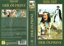 (VHS) Der Ölprinz - Stewart Granger, Pierre Brice, Harald Leipnitz, Terence Hill