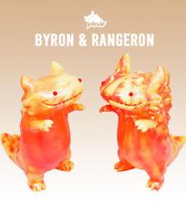 Shoko Nakazawa Sofubi Byron&Rangeron GID Set Art toy Figure