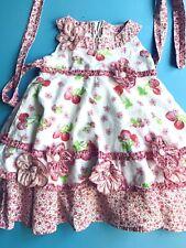 Baby girl Dress 12 Months Euc