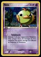 Pokemon Card Natu EX Unseen Forces Holo Stamped #63/115 Near Mint