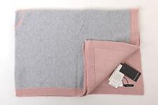 Marc O´ Polo Strickdecke Babydecke Decke Kuscheldecke 70 x 100 cm Girl grau