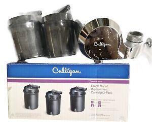 CULLIGAN Faucet Mount Replacement Cartridge Water Filter FM-100C,FM-100W,FM100SM