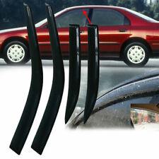 for Honda Accord Sedan 1994 1995 1996 1997 out Channel Window Visors Rain Guards
