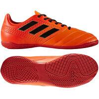 adidas ACE 17.4 IN Kinder Hallen Fußballschuhe Hallenschuhe Indoor rot S77107