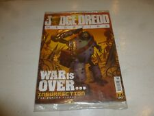 JUDGE DREDD THE MEGAZINE - Series 4 - No 342 - Date 12/2013 - Un-opened