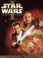 DVD Star Wars La menace fantôme Occasion