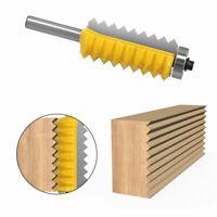 8mm Schaft Router Bit Schlitz Fräser Werkzeug Holzbearbeitung Oberfräse Cutter