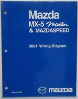 1990 Mazda MX-5 Miata Workshop Manual, Wiring Diagrams ...