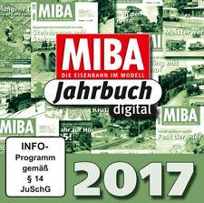 MIBA Jahrbuch 2017 - Ein Jahr MIBA auf einen Klick