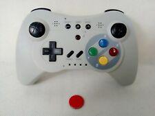 Wireless Pro Controller Gamepad Nintendo Wii U Super Nintendo SNES Style