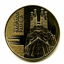 ESPAGNE Barcelone, Sagrada Familia, Basilique, 2019, Monnaie de Paris