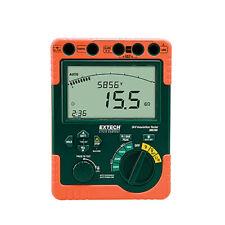 Extech 380395 Nist 110v Digital High Voltage Insulation Tester Withnist