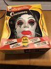 1970's Collegeville Costume Vampire #3293 Large 12-14 Halloween Monster In Box