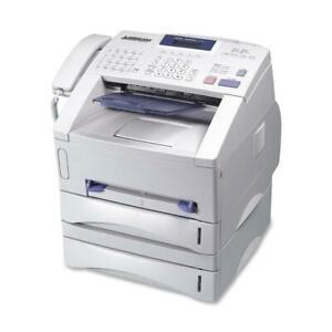 Brother IntelliFAX Laser Multifunction Printer, Monochrome, USB, PPF-5750E