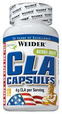 Weider Cla Capsules 120 Capsules (13,49 Eur / 3.5oz)