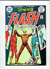 Dc Flash #226 Apr 1974 vintage comic Adams art. Vg+