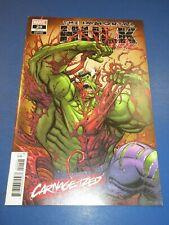 Immortal Hulk #20 Carnage-ized Variant NM Gem