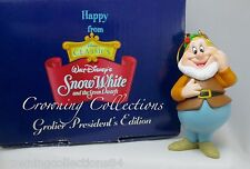 Grolier Happy Ornament President's Edition Disney Snow White and the 7 Dwarfs
