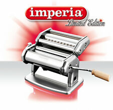 Imperia Noodle Machine Limited Edition Pasta Machine from Chrome-Plated Steel