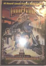 Lionelville Destination Adventure! DVD