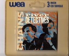 RIVER DETECTIVES Chains 1989 RARE 3 INCH CD still in plastic holder