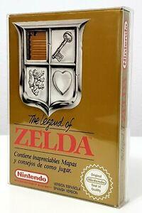 The Legend of Zelda Nintendo NES. Pal España