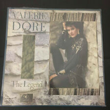 "VALERIE DORE ""THE LEGEND"" RARE LP ITALO DISCO NEW WAVE SYNTH - SEALED"