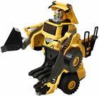 Odyssey Diggin' Moto Transforming  Remote Controlled Robot / Car BullDozer