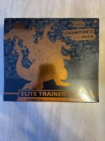 ⭐️ Pokemon Champions Path Elite Trainer Box TCG Factory Sealed IN HAND SHIPS NOW