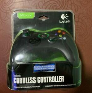Logitech Cordless Xbox Controller-GRB-7