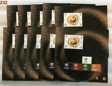 # 10X PORTUGAL 2004 - MNH - SOCCER - WHOLESALE