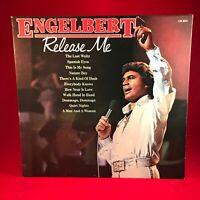 ENGELBERT HUMPERDINCK Release Me 1981 UK Vinyl LP EXCELLENT CONDITION B