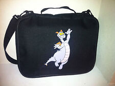 TRADING PIN BOOK FOR DISNEY PINS FIGMENT EPCOT DRAGON BAG  LARGE DISPLAY CASE