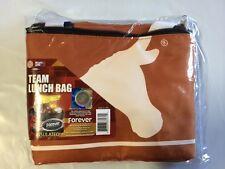 Texas Longhorns Insulated soft side Lunch Bag Cooler New NCAA - BIg Logo