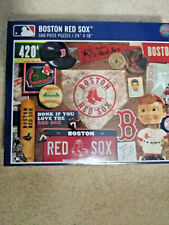 Official MLB Boston Red Sox 500 piece puzzle New In Box