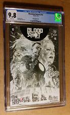 Bloodshot Reborn #10 1st Print 1:50 LeRosa Sketch Variant VHTF  CGC 9.8 NM+/M