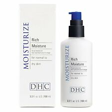 DHC Rich Moisture, 100 ml, includes four free samples