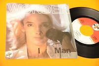 "WONDER 7"" I MAN - I WOMAN ORIG ITALY 1978 NM !!!!!!!!!!!!!!!!!!"